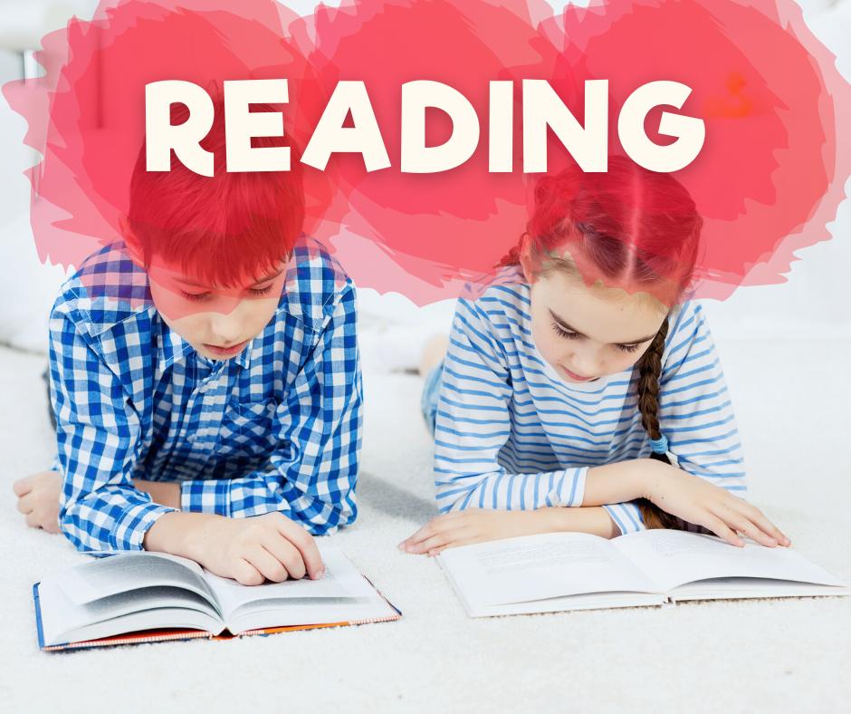English Train | Reading Workshop